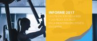 Informe uso Web y Redes Sociales en el Fitness en España 2017